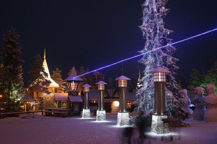 Laponie, au Village du Père Noël – 5 jours