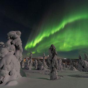 Agence de voyages en Laponie, Finlande