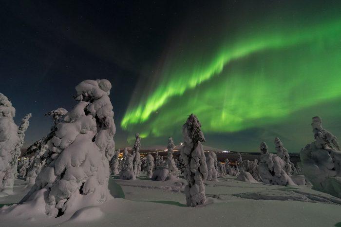 Finlande, au Village du Père Noël – 5 jours