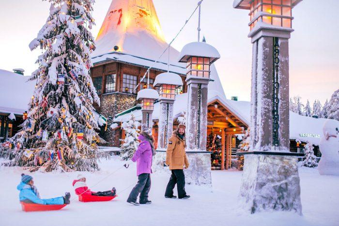 Laponie, 26 au 30 décembre 2021, à la rencontre du Père Noël – 5 jours